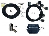 Komplett-Set Audi Parking System APS Audi A4 B7