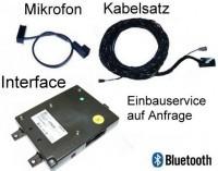 Bluetooth Premium (with rSAP) - Retrofit - VW Touran