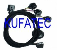 Kabelsatz PDC Sensoren Heckstoßstange Audi A6 4F