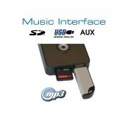 Digital Music Interface - USB/SD - Quadlock - Audi/VW