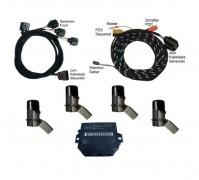APS+ Audi Parking System Plus - Front Retrofit-Audi A4 8H Cabrio