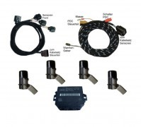 Komplett-Set APS plus, front Audi A6 4B