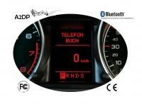 """FISCON Freisprecheinrichtung für Audi, Seat """"Basic"""" Quadlock"""