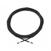 MOST fiber optic cable harness 1x 3000 mm, protective hose