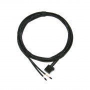 Fiber Optic cable MOST - 2x 2400 mm with protective cover