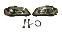 Bi-Xenon/LED Headlights - Retrofit for Audi A3 8P