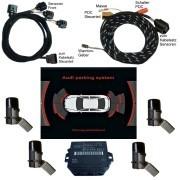 APS+ Audi Parking System Plus - Front Retrofit - Audi Q5 from m.y. 2013 Navigation