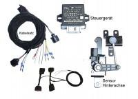 Auto-Leveling Headlights complete set - Retrofit - VW Golf 7 - Bi-Xenon, corning light, 4motion, w/o electr. damper control