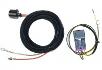Headlight Washer System Harness for VW Polo 6R