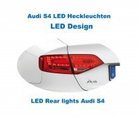 Bundle LED Rear Lights Audi A4/S4 Sedan