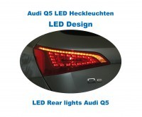 Bundle LED Rear Lights Audi Q5