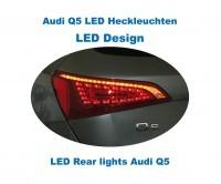 Bundle LED Rear Lights Audi Q5