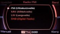 Kabelsatz digitales Radio DAB für Audi A5 8T MMI 2G