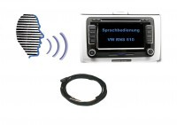 Voice control Retrofit for VW RNS 510 - microphone already available