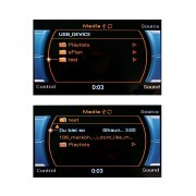 AMI Audi Music Interface retrofit for Audi Q5 8R with CAN