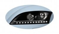 Audi TTS Bi Xenon Kurvenlicht Scheinwerfer-Set mit LED TFL für Audi TT 8J