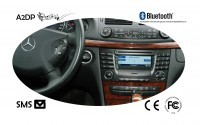 "FISCON Bluetooth Handsfree ""Pro"" for Mercedes-Benz"