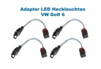 LED Rear Lights Adapter for VW Golf 6 VI