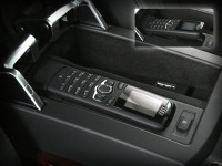 Nachrüst-Set SAP Bedienhörer Farbdisplay Audi A5 8T