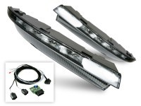 Daytime Running Lights LED - retrofit for VW / Audi universal