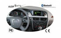 "FISCON Handsfree Bluetooth ""Basic-Plus"" for Audi A4 8K, A5 8T, Q5 8R"