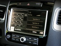 """Bluetooth Handsfree - RNS 850 for VW Touareg 7P - """"Bluetooth Only"""""""