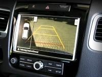 Rear View Camera Retrofit for VW Tourag 7P