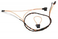 CD changer harness for Mercedes MOST
