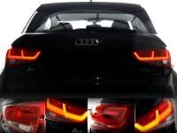 Komplett-Set LED-Heckleuchten für Audi A1 8X
