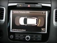 Park Pilot with OPS Front & Rear Retrofit for VW Touareg 7P - without Area View/without Rear Assist until 2014
