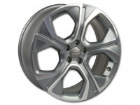 Original Audi A1 8X alloy rim 5-arm polygon 18 inches