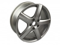 Original VW Alloy Golf 5, Golf 6 5-Arm 17 Inch