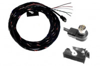 TV Receiver w/ CAN new - Harness for VW MFD/AUDI RNS-D