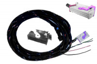 TV Receiver with CAN - Harness - Audi RNS-E