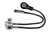Audi antenna adapter diversity head unit RNS-D to RNS-E