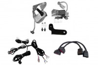 Auto-Leveling/Xenon Headlights - Retrofit for Skoda Octavia 1U - front wheel drive