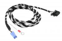 Wiring harness CD changer for Audi/VW - Mini ISO - 1.8 m