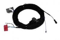 "Bluetooth Handsfree -Harness- Audi - ""Bluetooth Only"" - Mini ISO"