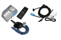 Telefonfesteinbau Motorola für Audi A6 4F - MMI 2G