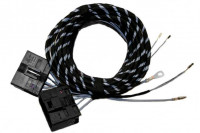 Seat heating cable set for Skoda Octavia 1Z - without seat adjustment