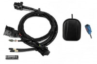 Connection set DVD navigation system for Audi Q7 4L
