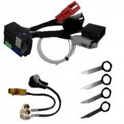 RNS-E Bundle RNS-E Adapter Komplettset