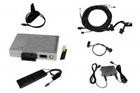 Bluetooth Handsfree kit complete for Audi A8 4E