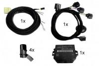 Komplett-Set Audi Parking System APS Heck für Audi A5 8T