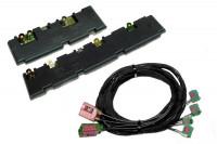 Nachrüst-Set TV-Antennenmodule für Audi A6 4F - MMI 2G - Limousine
