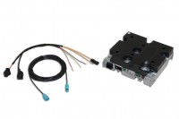 TV Receiver Retrofit for Audi A6, A7 4G - without DVD changer, MPEG4