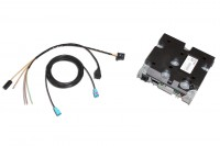 TV Receiver Retrofit for Audi A6, A7 4G - with DVD changer, MPEG4