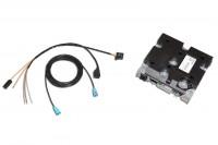 TV Receiver - Retrofit - Audi A6, A7 4G - with DVD changer, MPEG4