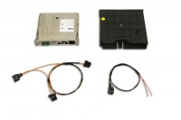 TV Receiver Retrofit for Audi A6, A7 4G - without DVD changer, MPEG2