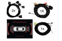 Audi Parking System Front + Rear Wiring for Audi A8 4E